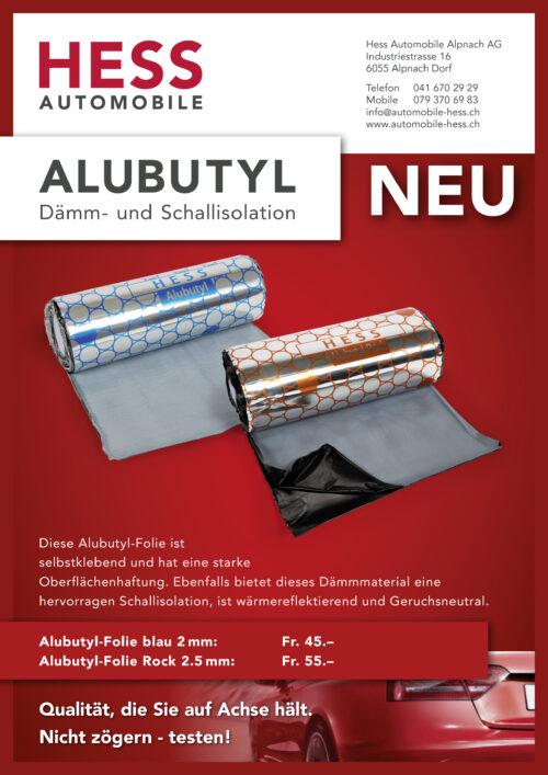 Flyer Alubutyl