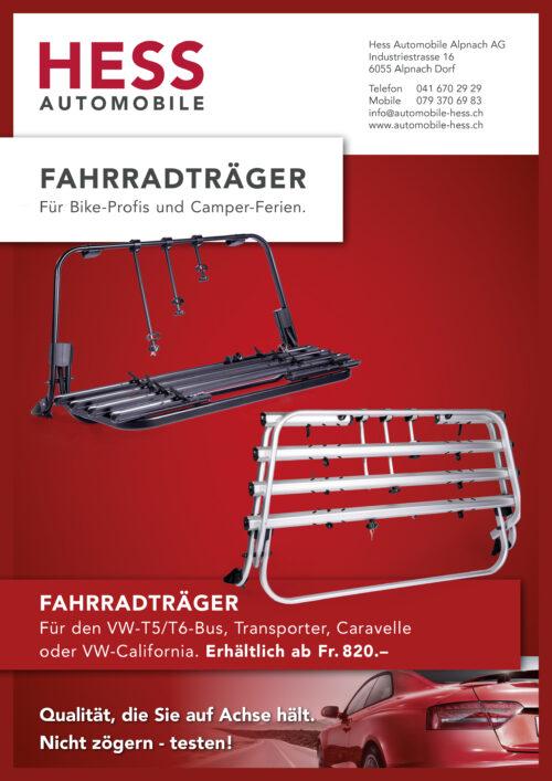 Flyer Fahrradtraeger