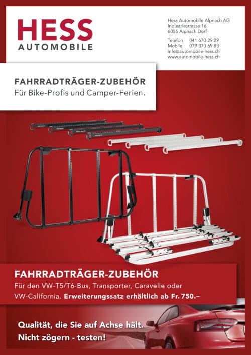 Flyer Fahrradtraeger Zubehoer