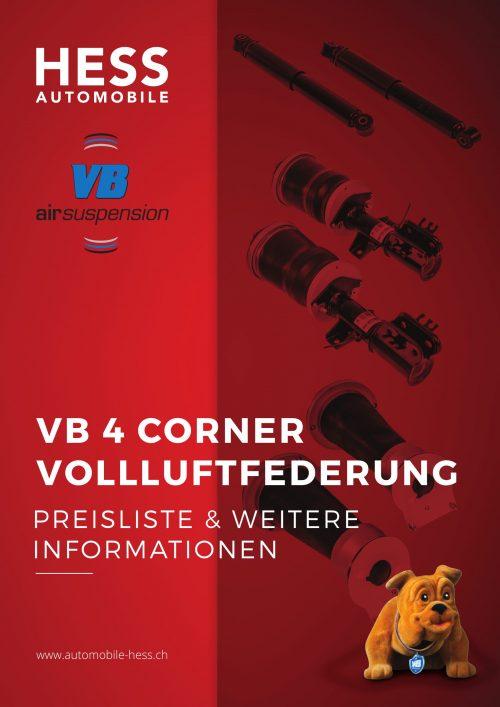Katalog VB Fahrwerk